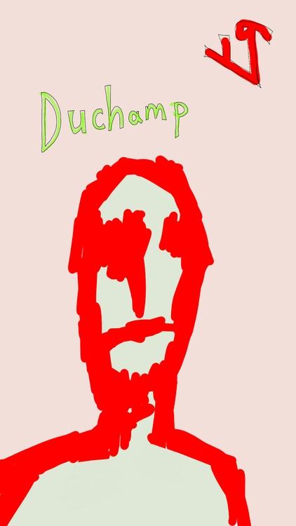 Portrait Marcel Duchamp Richard - richardfyates | ello