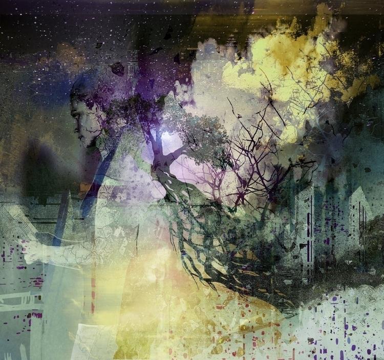 art - fantasy, Storyteller, digital - dizwhi | ello