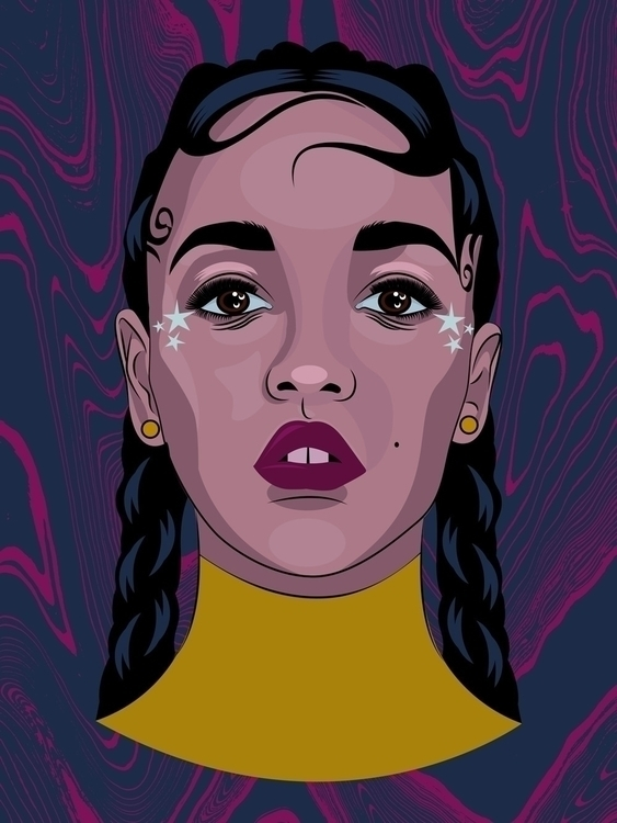 :two_hearts::sparkles:FKA TWIGS - xeezles | ello