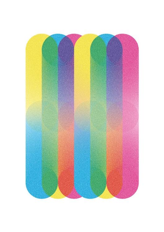 Colors / Couleurs - poster, graphic - benja_d | ello
