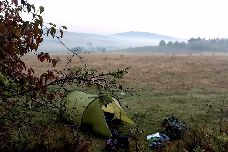 crankandcog.net Wild camping Ro - crankandcog | ello