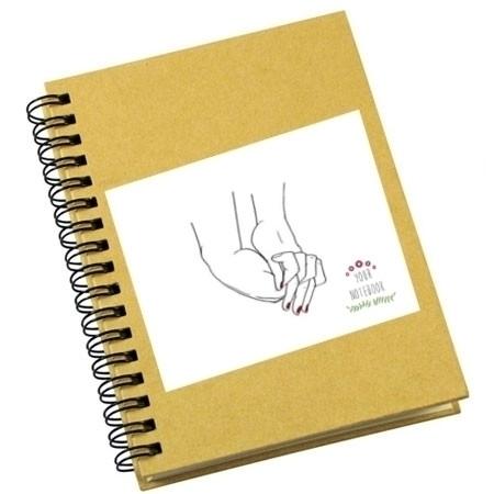 MODELO LIBRETAS MANOS - your_notebook | ello