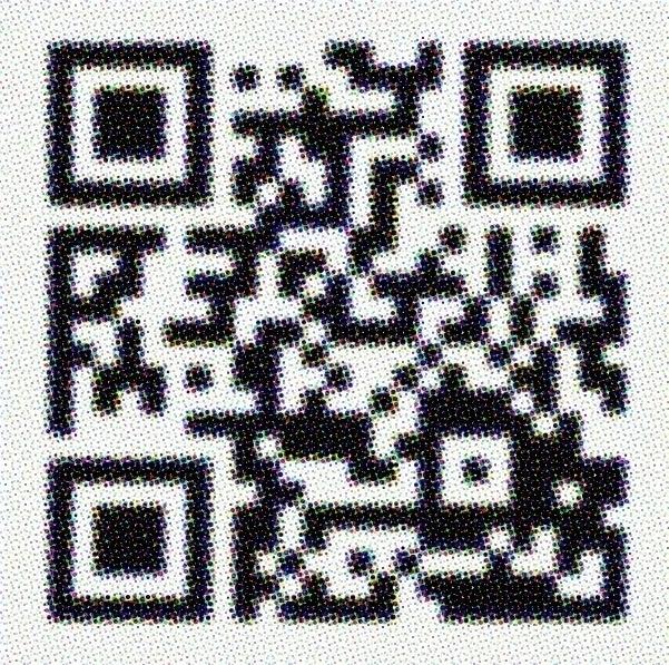 QR Code - digitalart, qrcode, art - massanori | ello