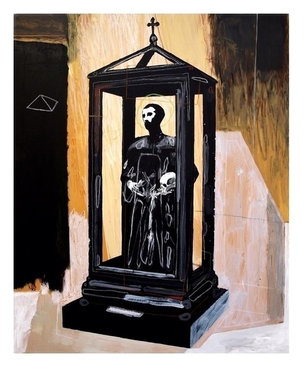 Saint display case. 100x80cm, 2 - carpmatthew | ello
