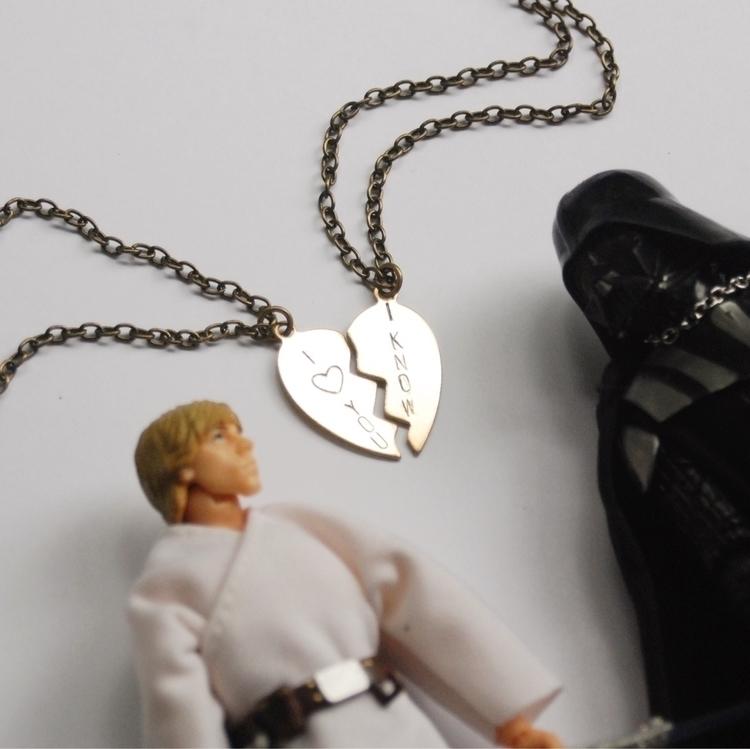 Leia Han Solo dolls - maythe4th - bangupbetty | ello