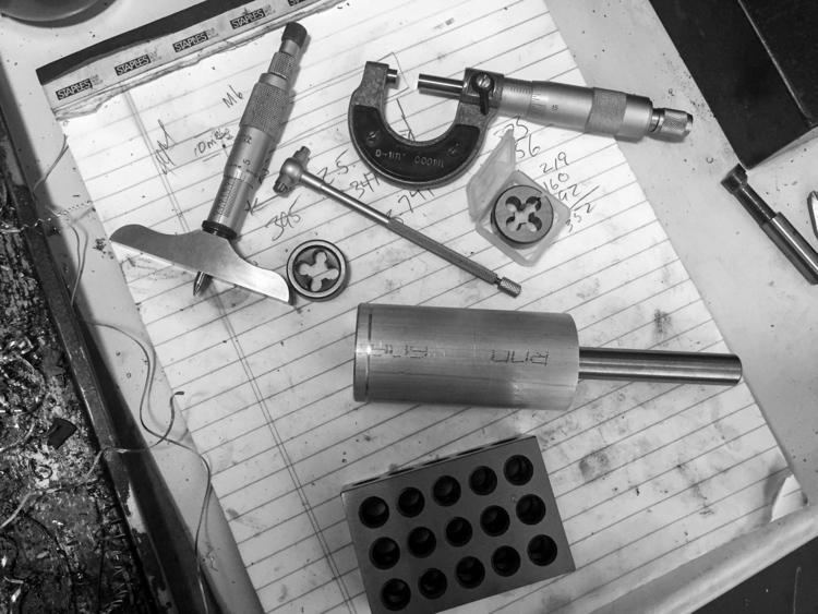 Tools (2017 - marchyman | ello