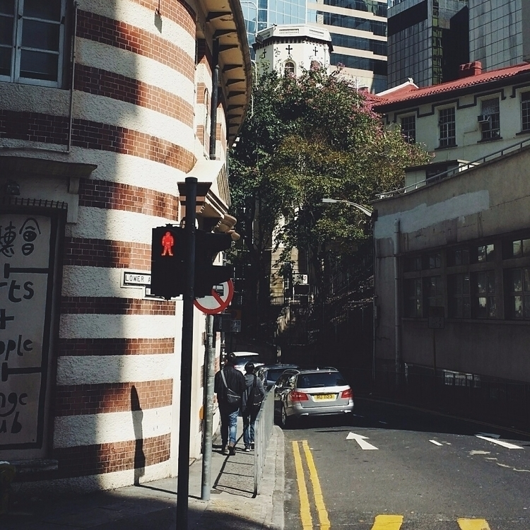 Hong Kong street photo. cc - city - anstey | ello