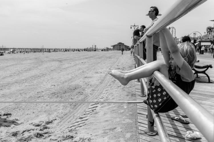 Hanging Coney Island, NYC - giseleduprez | ello