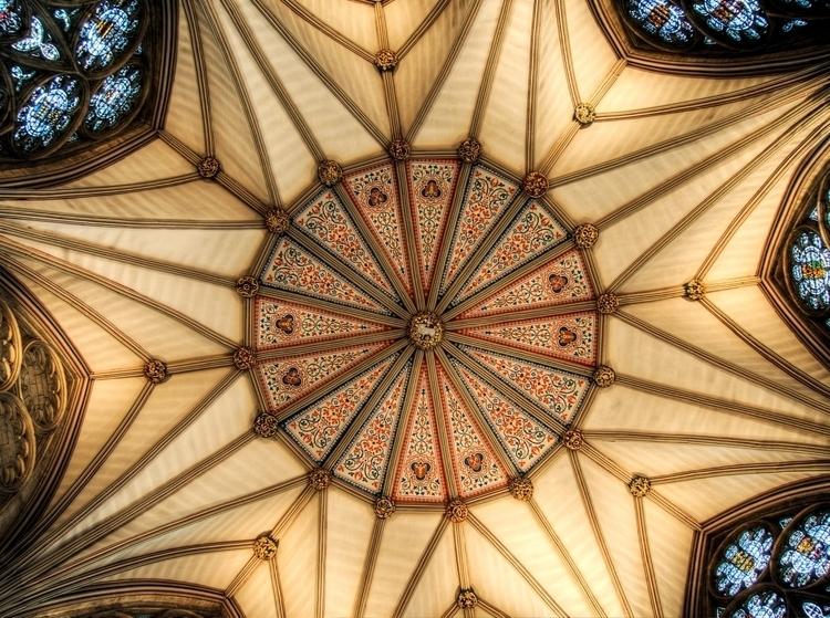 Ceiling Chapter House York Mins - neilhoward | ello