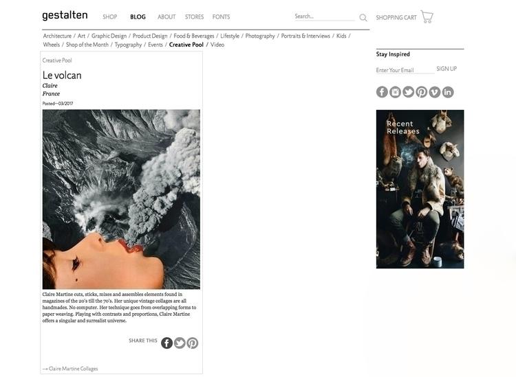 happy published Gestalten - art - claire_martine_ | ello