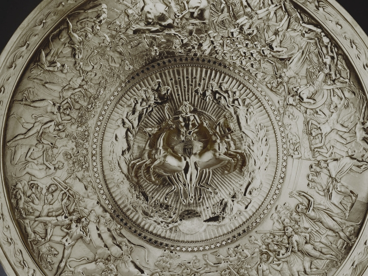 Shield Achilles (1821). Designe - deify | ello