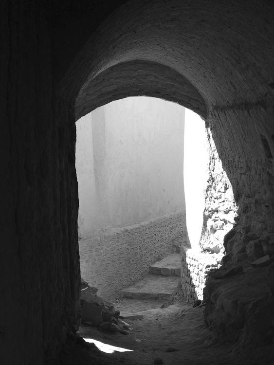 Lost Street, Kharanaq, Iran, 20 - olivierchantome | ello