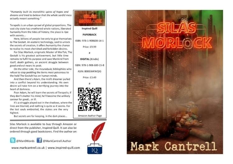leaflet put Silas Morlock Inspi - tykewriter | ello