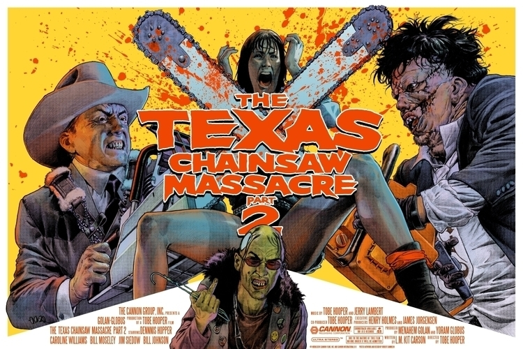 Texas Chainsaw Massacre 2 Scree - robertsammelin | ello