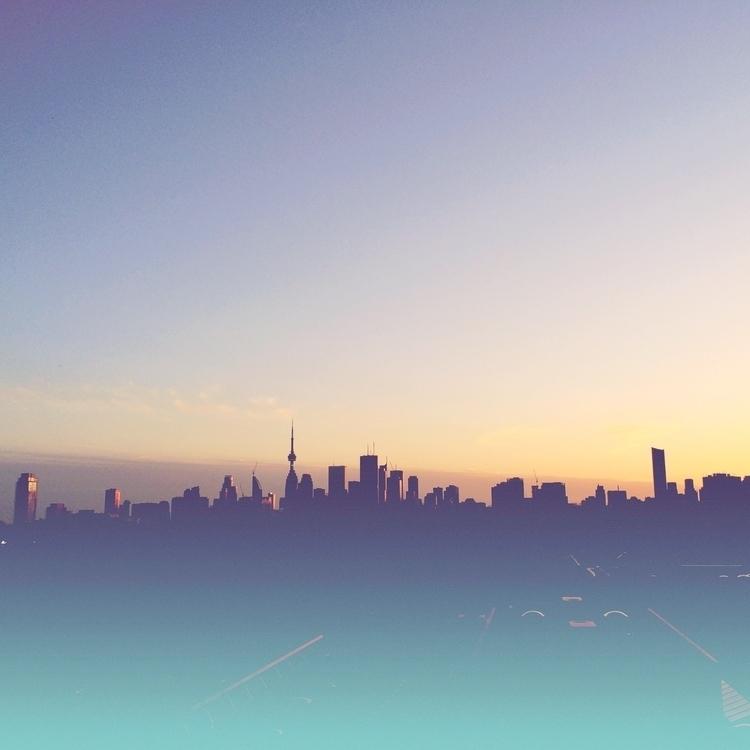 Purple Skies (Toronto 2016 Niko - dainahodgson | ello