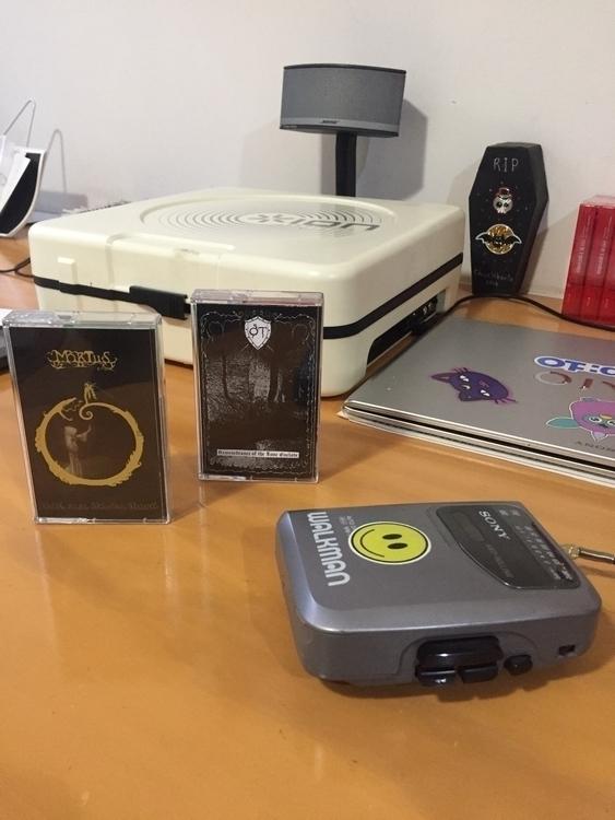 Mortiis cassette arrived yester - ellotapesandvinyl | ello