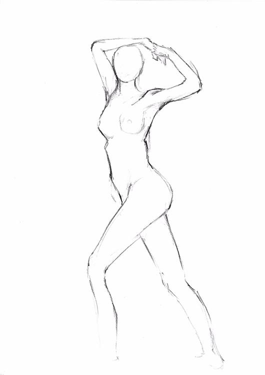 Nudes | part 2015 - sketch, nude - s-d-c | ello