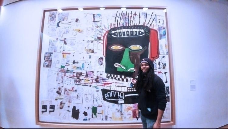 Hanging MoMA couple weeks giant - thtguythtdraws | ello
