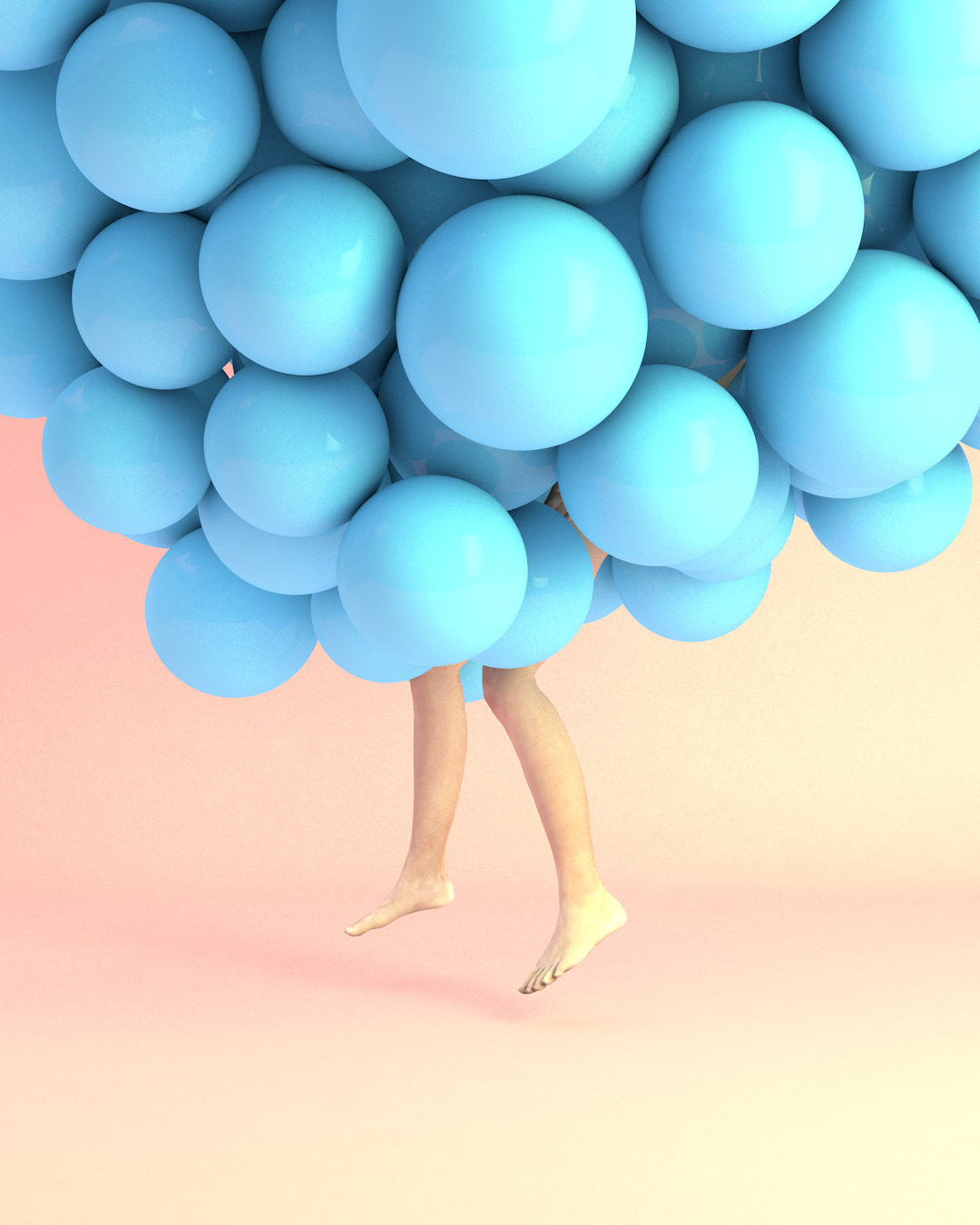 Sweep feet - 3d, 3dart, 3dartist - namhkheem | ello