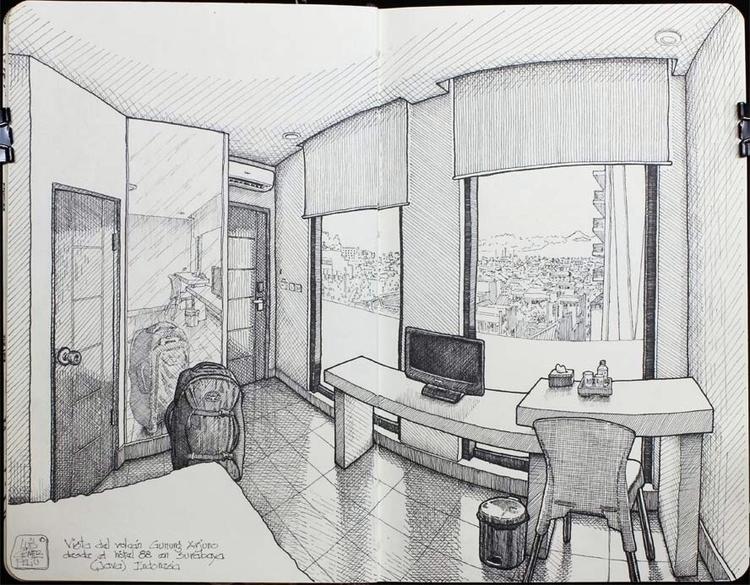 subjective perspective hotel ro - luisgof   ello