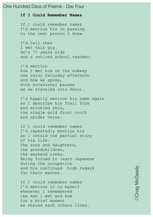Days Poetry - Day embarked jour - vegted | ello