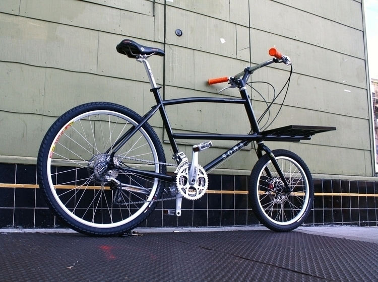Soma Tradsman Cargo Bike - somafab | ello