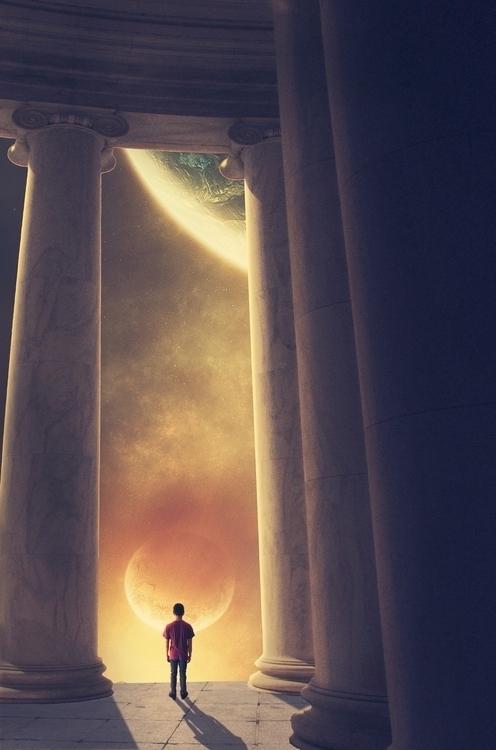 Door Universe - nukem3dv | ello