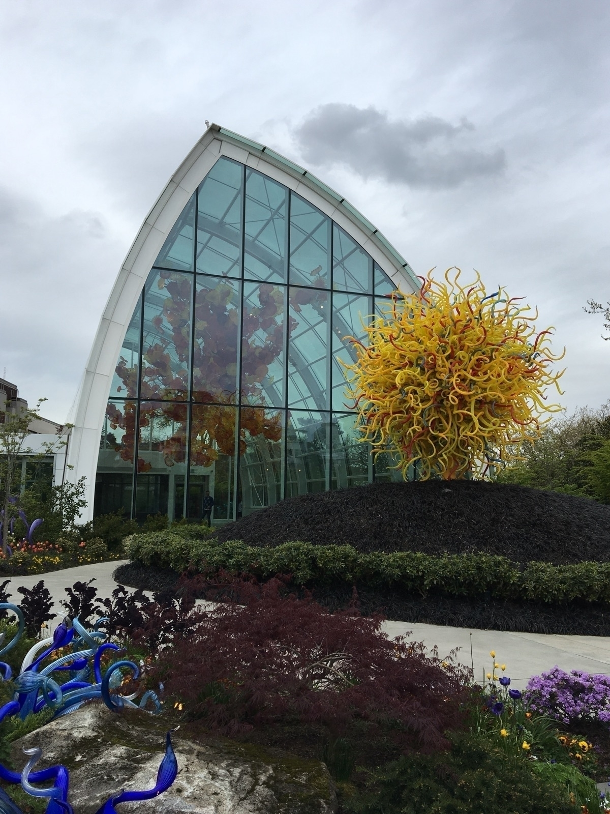 Chihuly, glass, museum, Seattle - icarlton | ello