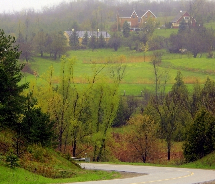 rainy day Mulmur Township. rain - jbeveridge | ello