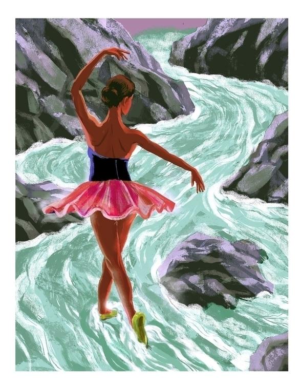 Dance, personal work, April 201 - dpagan | ello