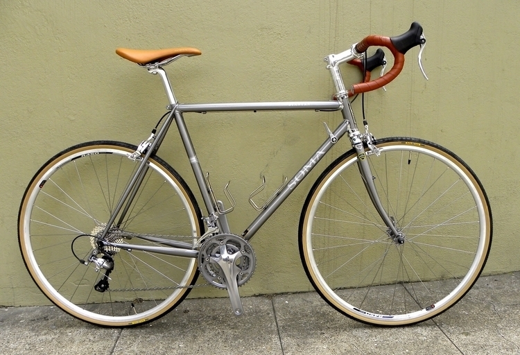 Soma Stanyan Lugged Road Bike - somafab | ello