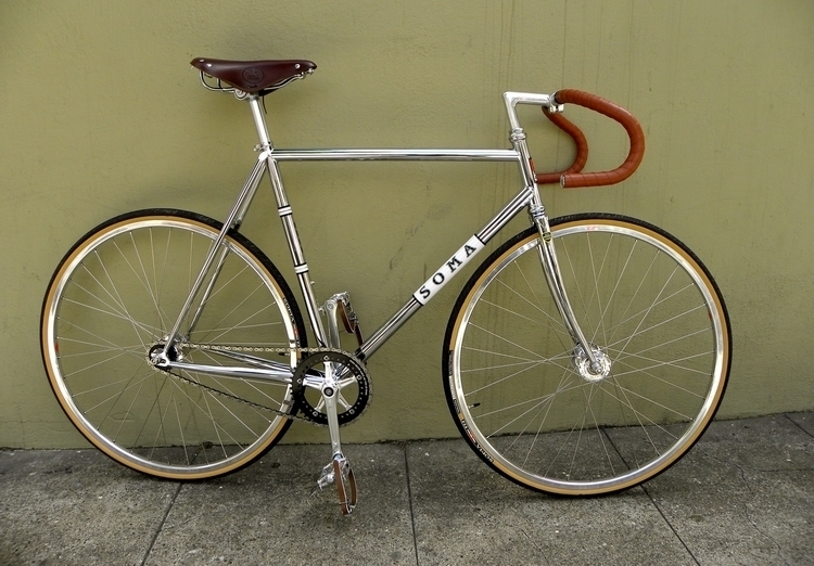 Soma Rush Track Bike - somafab   ello