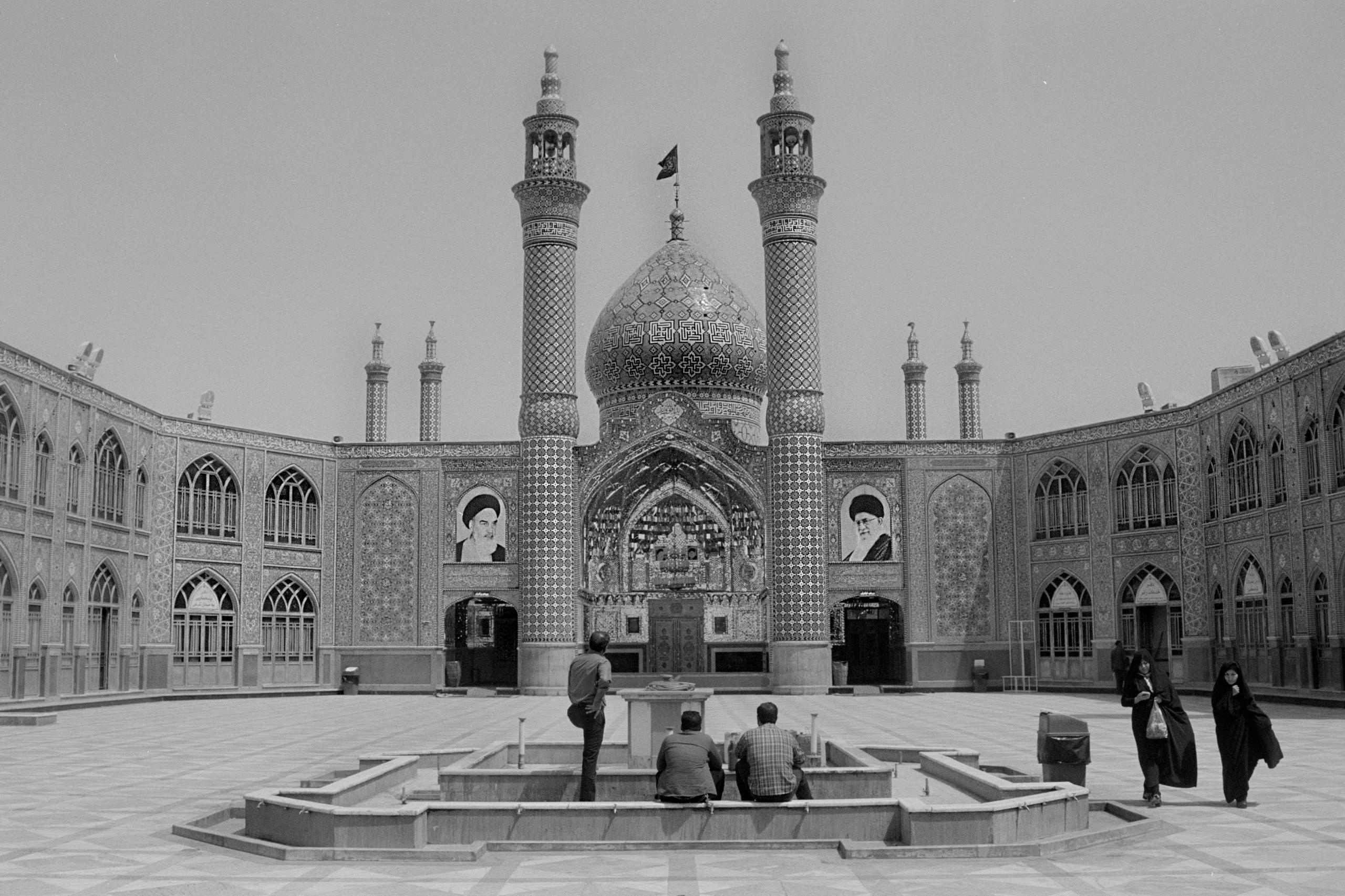 Iran 2016 – Holy shrine Imamzad - andreastrenker | ello