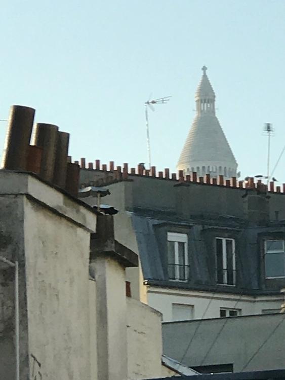 Sacré-Coeur Paris rooftops - sebau11 | ello