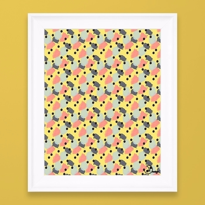 Carnival Pattern - pattern, texture - designdn | ello