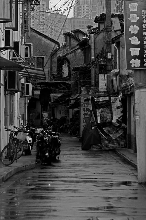 Backstreet cities: Shanghai, Am - notabene | ello