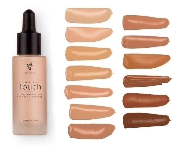 Mineral Touch Liquid Foundation - kaitlynmichele | ello
