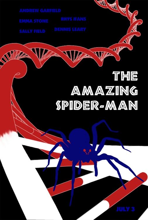 Amazing Spider-Man, Pulp Concep - dssken | ello