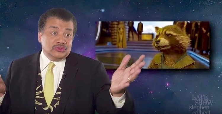 Neil deGrasse Tyson films suck  - bonniegrrl | ello
