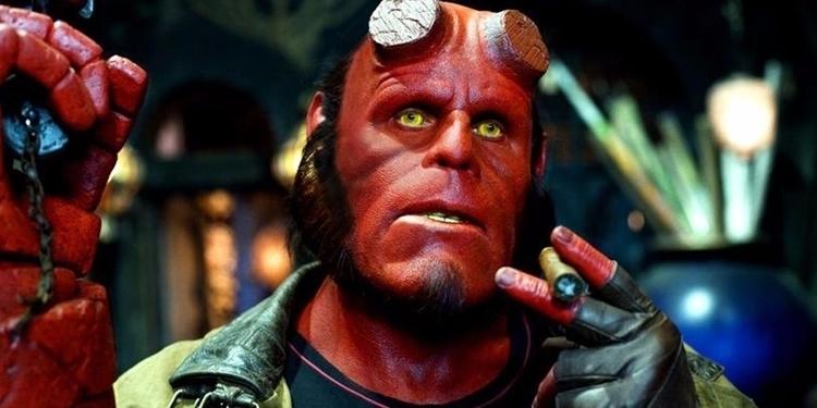 Hellboy reboot happening Strang - bonniegrrl | ello