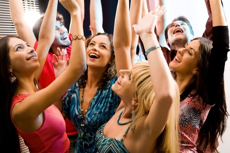 Young Dancers Upward Arms Raise - maidendot | ello
