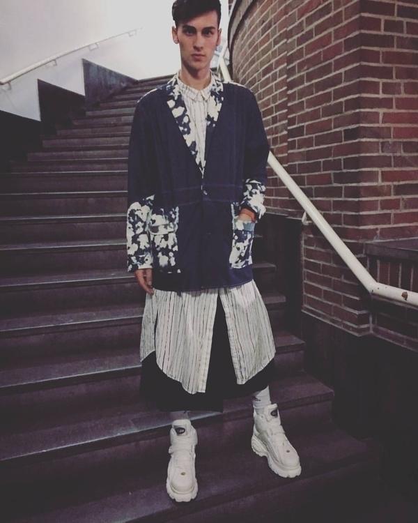 Buffalos ! <3 - fashion, fashionblogger - simonriepe | ello