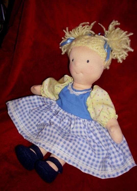 handmade doll - gjanney | ello