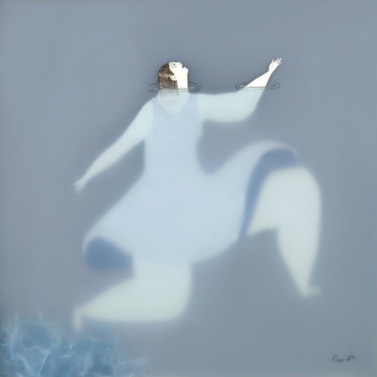 Water Woman III - soniaalins | ello