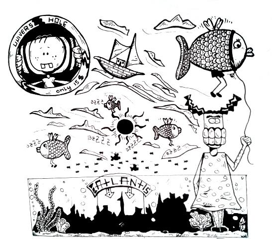 Hole universe - yeey | ello