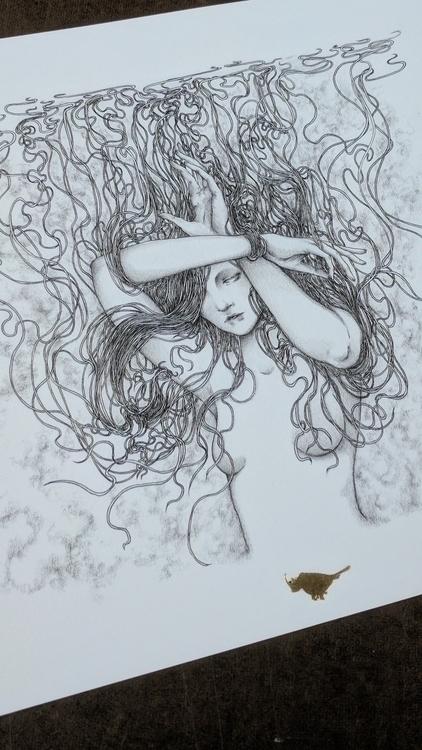 'Breathe' timed limited edition - andimacka | ello