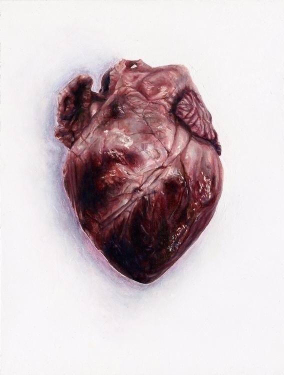 HAUNTED DREAMS (HEART STONE GLA - sebastiannabel | ello