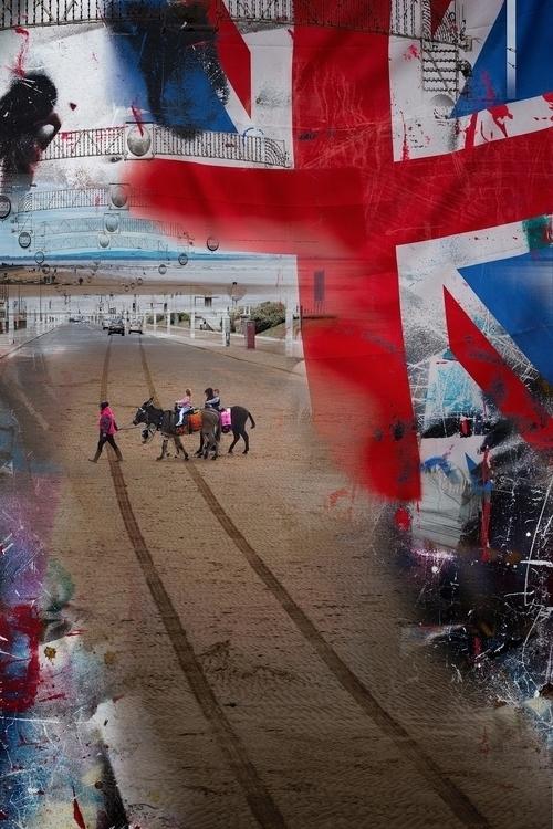 Blackpool donkey ride - bradverts | ello