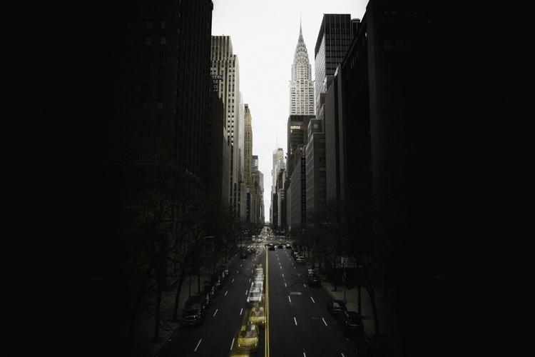 long exposure trip NYC year - street - matthewneubauer | ello
