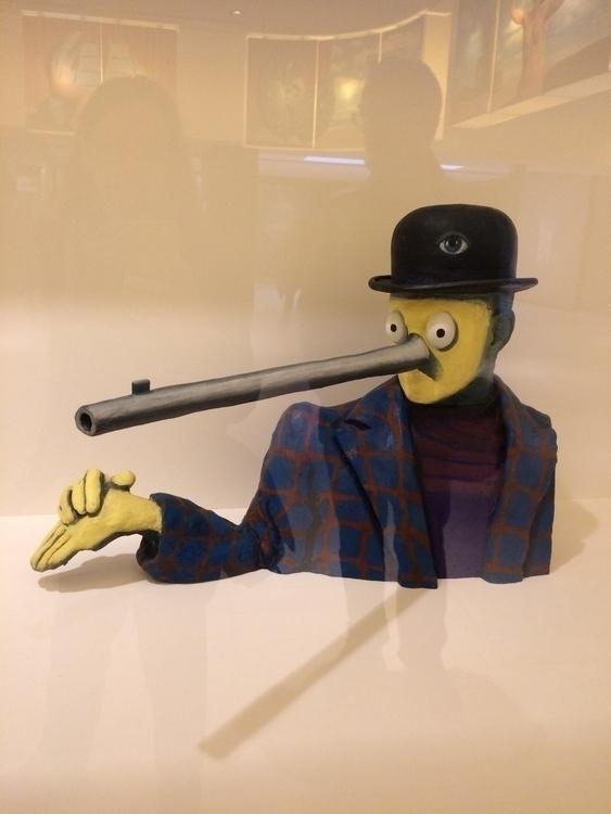 appreciation Rene Magritte - surrealism - arnolds-attic | ello